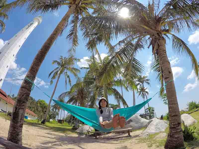 Refreshing dari Pekerjaan Dengan Paket One Day Trip Belitung